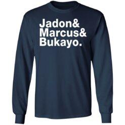 Jason Sudeikis Jadon Marcus Bukayo shirt $19.95 redirect07162021010734 3
