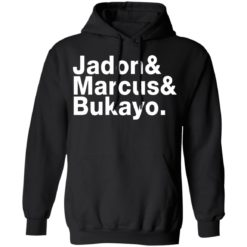 Jason Sudeikis Jadon Marcus Bukayo shirt $19.95 redirect07162021010734 4