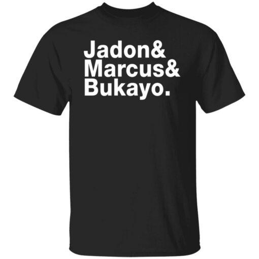 Jason Sudeikis Jadon Marcus Bukayo shirt $19.95 redirect07162021010734