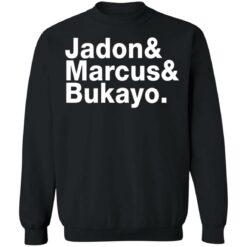 Jason Sudeikis Jadon Marcus Bukayo shirt $19.95 redirect07162021010734 6