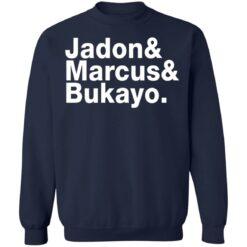Jason Sudeikis Jadon Marcus Bukayo shirt $19.95 redirect07162021010734 7