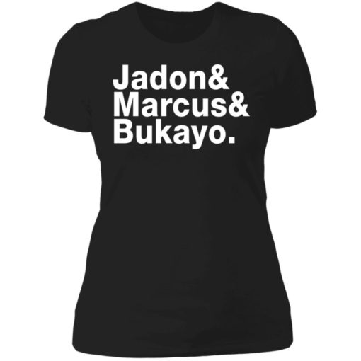 Jason Sudeikis Jadon Marcus Bukayo shirt $19.95 redirect07162021010734 8