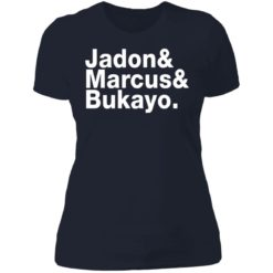 Jason Sudeikis Jadon Marcus Bukayo shirt $19.95 redirect07162021010734 9