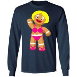 Gingerbread Woman in Bikini shirt $19.95 redirect07172021020752 3