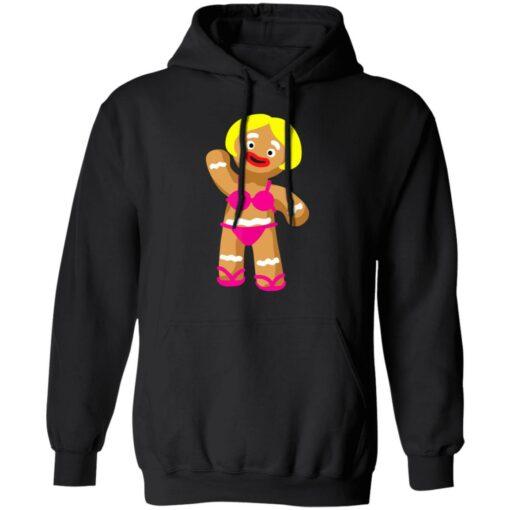 Gingerbread Woman in Bikini shirt $19.95 redirect07172021020752 4