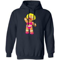 Gingerbread Woman in Bikini shirt $19.95 redirect07172021020752 5