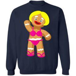 Gingerbread Woman in Bikini shirt $19.95 redirect07172021020753 1