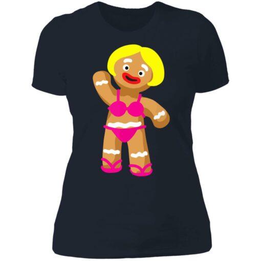 Gingerbread Woman in Bikini shirt $19.95 redirect07172021020753 3