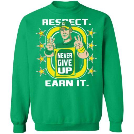 John cena never give up shirt $19.95 redirect07192021230714 7
