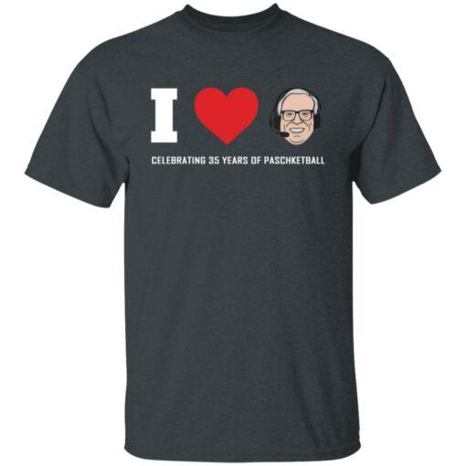 Giannis I love Jim Paschke celebrating 35 years shirt $19.95 redirect07212021040719 1