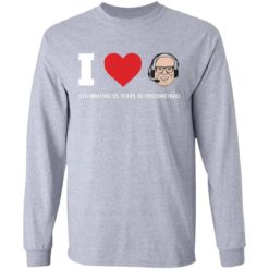 Giannis I love Jim Paschke celebrating 35 years shirt $19.95 redirect07212021040719 6
