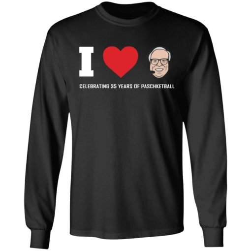 Giannis I love Jim Paschke celebrating 35 years shirt $19.95 redirect07212021040719 7