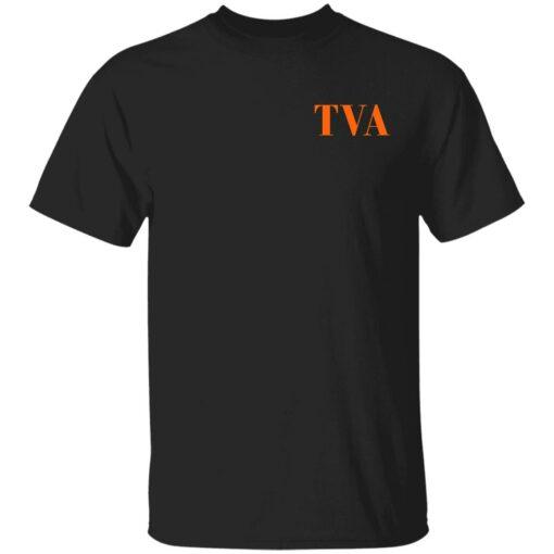 Loki TVA shirt $19.95 redirect07222021100704