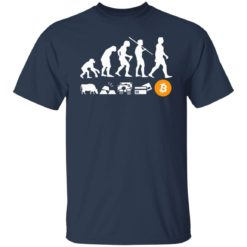 Bitcoin evolution of money shirt $19.95 redirect07222021100742 1