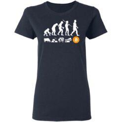 Bitcoin evolution of money shirt $19.95 redirect07222021100742 3