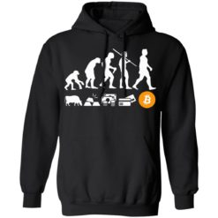 Bitcoin evolution of money shirt $19.95 redirect07222021100742 6