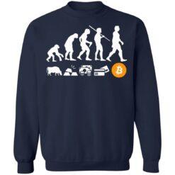 Bitcoin evolution of money shirt $19.95 redirect07222021100742 9