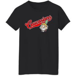 Cleveland caucasian shirt $19.95 redirect07232021120723 2