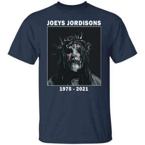 Joeys Jordisons RIP shirt $19.95 redirect07292021230727 1