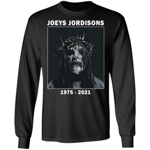 Joeys Jordisons RIP shirt $19.95 redirect07292021230727 4