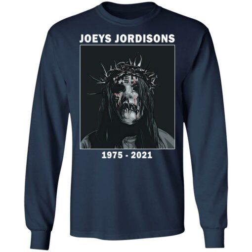 Joeys Jordisons RIP shirt $19.95 redirect07292021230727 5