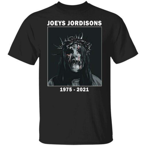 Joeys Jordisons RIP shirt $19.95 redirect07292021230727
