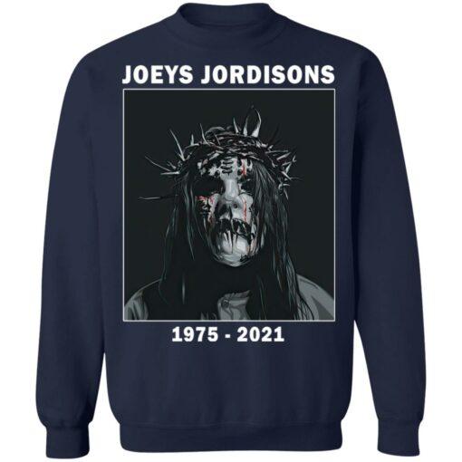 Joeys Jordisons RIP shirt $19.95 redirect07292021230727 9