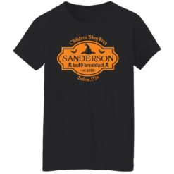 Sanderson Sisters bed and breakfas shirt $19.95 redirect07302021230728 2