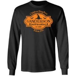 Sanderson Sisters bed and breakfas shirt $19.95 redirect07302021230728 4