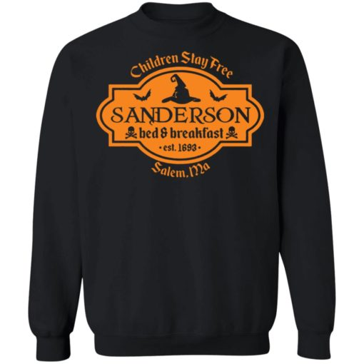 Sanderson Sisters bed and breakfas shirt $19.95 redirect07302021230728 8