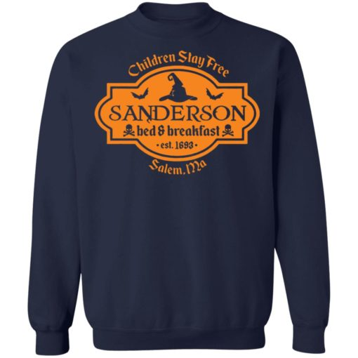 Sanderson Sisters bed and breakfas shirt $19.95 redirect07302021230728 9