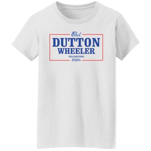 Dutton wheeler 2024 shirt $19.95 redirect07312021020721 2