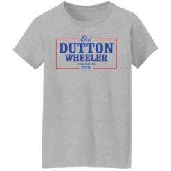 Dutton wheeler 2024 shirt $19.95 redirect07312021020721 3
