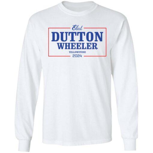 Dutton wheeler 2024 shirt $19.95 redirect07312021020721 5