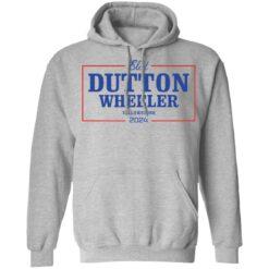 Dutton wheeler 2024 shirt $19.95 redirect07312021020721 6