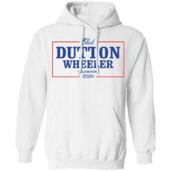 Dutton wheeler 2024 shirt $19.95 redirect07312021020721 7