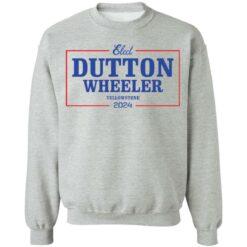 Dutton wheeler 2024 shirt $19.95 redirect07312021020721 8